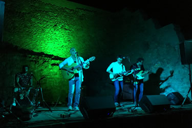 Música al Castell de Llers