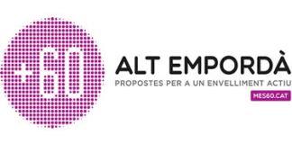 +60 Alt Empordà-Propostes per a un envelliment actiu