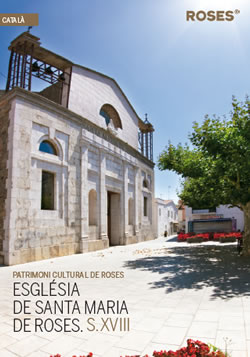 Tríptic de l'església de Santa Maria de Roses