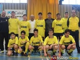 Club Esportiu Sala Roses Team 14 Cadet