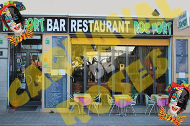 Restaurant Roc Fort de Roses