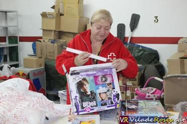Campanya de joguines de la Creu Roja Roses-Castelló d'Empúries