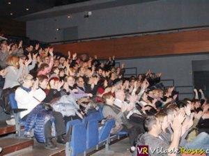 Impro Show, gran espectacle al Teatre Municipal de Roses