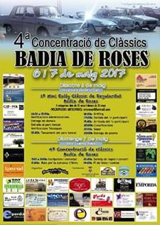 Concentració de Clàssics Badia de Roses