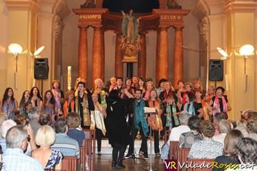 Empordà Gospel Choir amb Càritas Roses