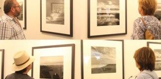 Exposició 'Paisatges' de Francesc Guillamet