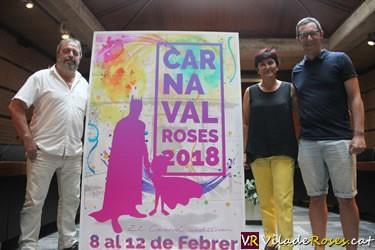 Carnaval de Roses 2018