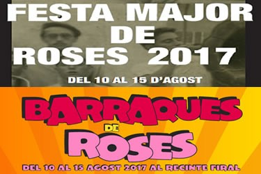 Festa Major de Roses 2017