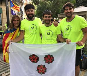 ERC Roses dona suport a l'alcaldessa pel referèndum<