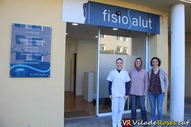 Centre FisioSalut amb la Fundació Roses Contra el Càncer