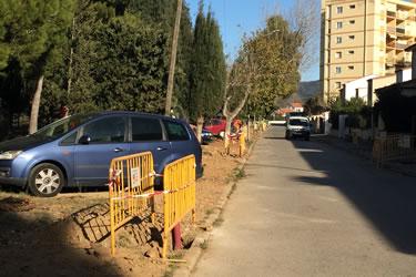 Renovació de l'enllumenat públic de la urbanització de Mas Mates de Roses