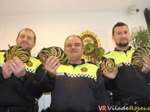 Escuts solidaris de la Policia Local