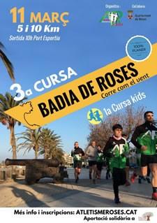 3ª Cursa Badia de Roses