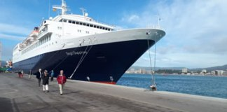 Temporada de creuers a la Costa Brava