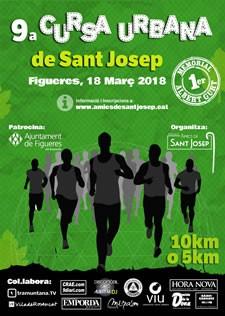 9ª Cursa Urbana de Sant Josep