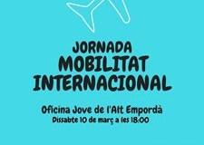 Jornada Mobilitat Internacional