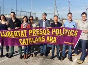 Suport als presos polítics