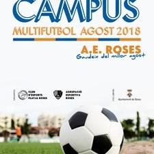 Campus Multifutbol a Roses