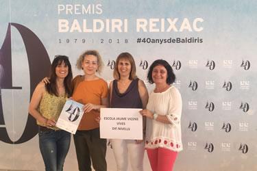 Premis Baldiri Reixach