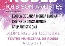 Festival 'Tots som artistes' a Roses