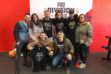 Prodivison League de Crossfit