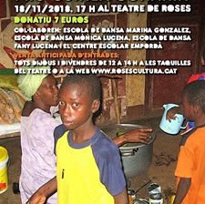Festival benèfic pro Guinea Conakry