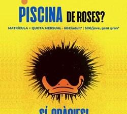 La Piscina de Roses també va de Carnaval