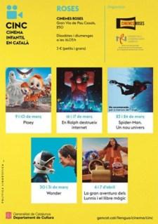 Cinema Infantil en Català, CINC