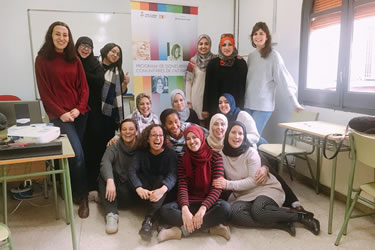 Dones referents comunitàries de l'Alt Empordà