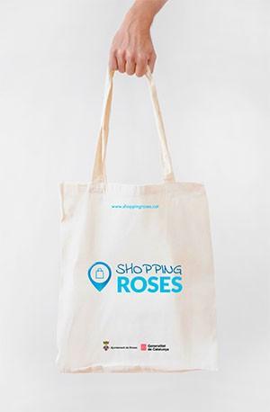 Shopping Roses