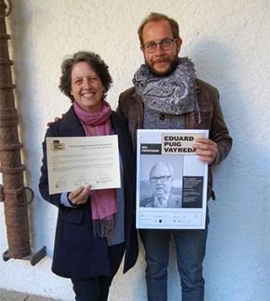 Beca Eduard Puig Vayreda