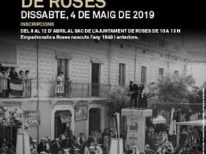 Festa d'Homenatge a la Vellesa de Roses 2019
