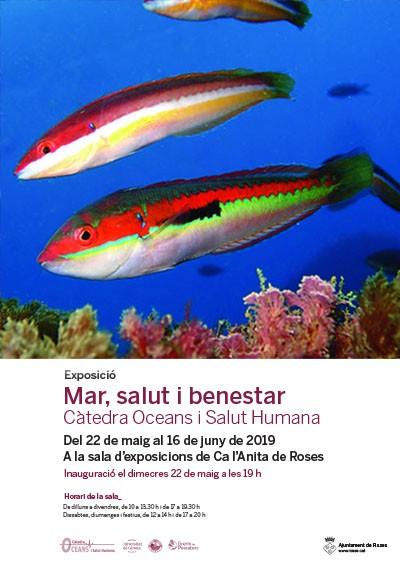"""Exposició """"Mar, Salut i Benestar"""""""