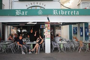 Bar Ribereta de Roses