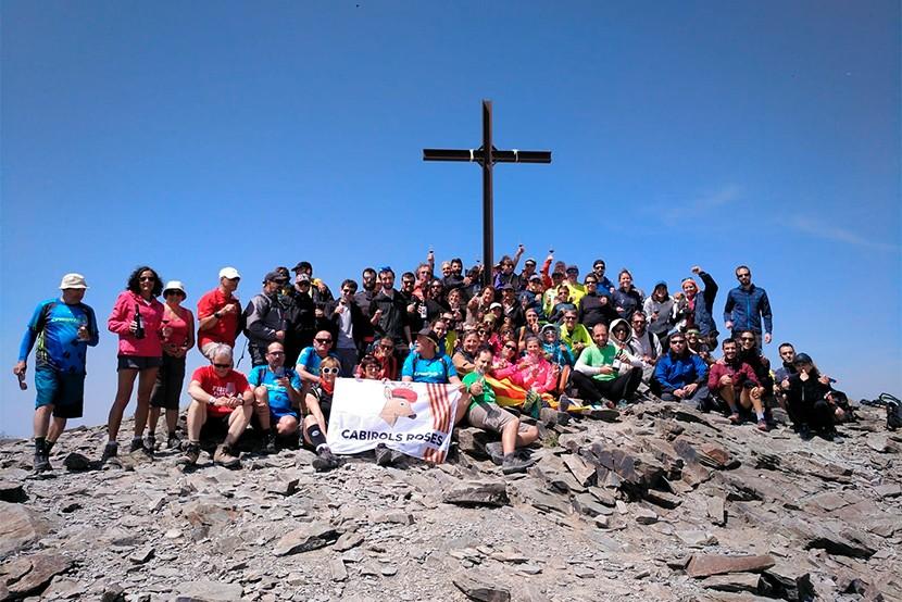 La DO Empordà al cim del Puigmal