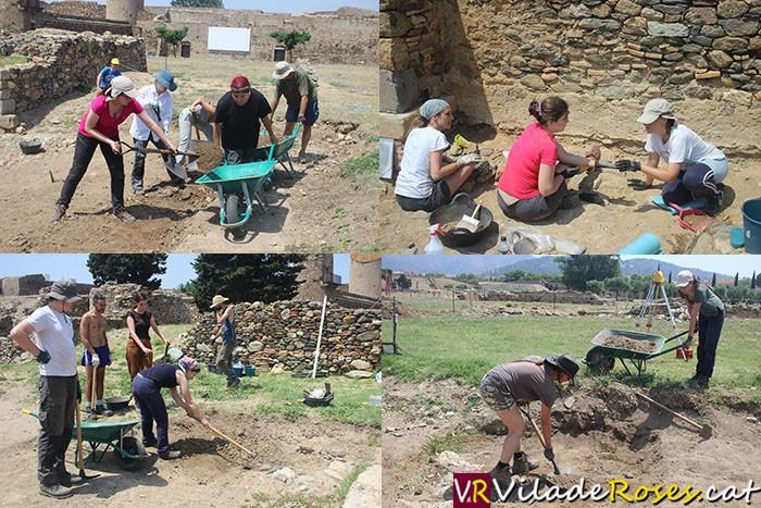 II Curs Internacional d'Arqueologia Medieval i Moderna Ciutadella de Roses