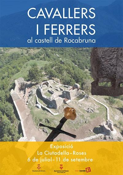 Cavallers i ferrers al castell de Rocabruna