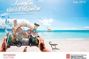 Programa d'activitats d'estiu Viu el Patrimoni