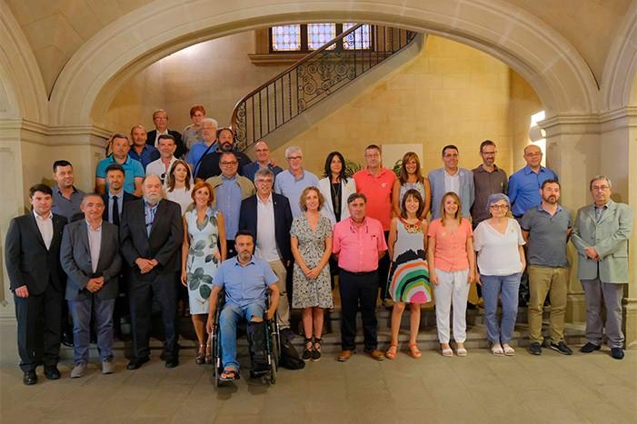 Sònia Martínez és la nova presidenta del Consell Comarcal de l'Alt Empordà