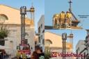 Els Bombers demanen la inspecció tècnica de l'església de Roses per si cal fer tasques de manteniment en la seva estructura