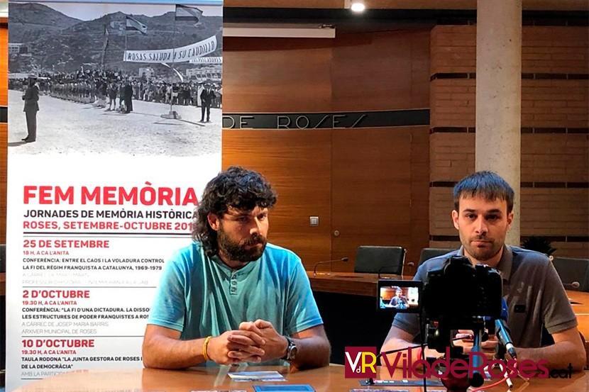 Jornades 'Fem Memòria'
