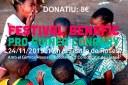 Aquest proper diumenge se celebra a Roses el Festival de Guinea Conakry, més necessari que mai