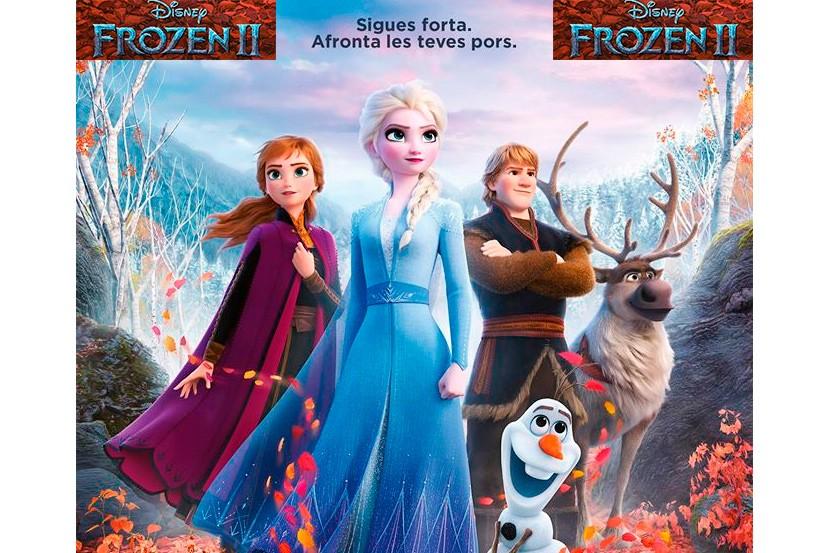 'Frozen II' en català