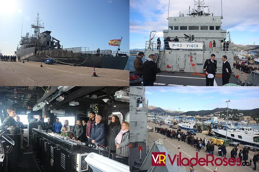 Patruller 'Vigía' de l'Armada Espanyola