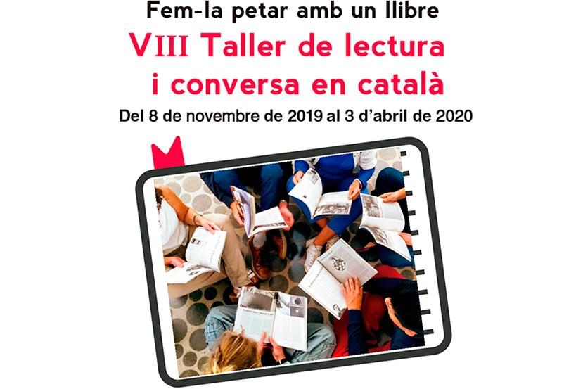 Taller de Lectura i Conversa en català a Roses