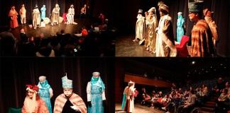 Els Reis Mags de l'Orient a Roses