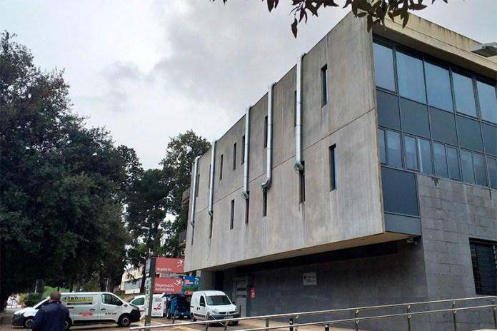 Servei d'Urgències de l'Hospital de Figueres