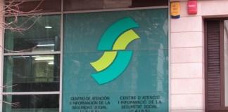 Centres d'Atenció i Informació de la Seguretat Social