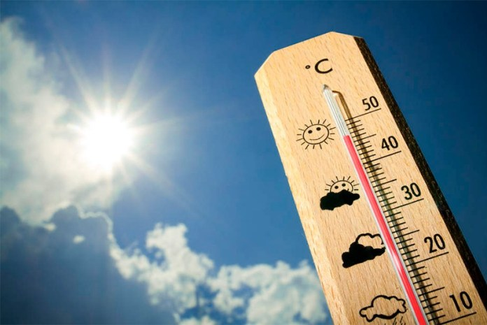 Temperatures extremes