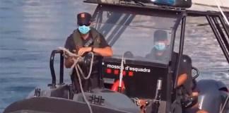 Policia Marítima dels Mossos d'Esquadra